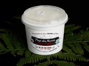 Fromagerie du Pays des Murets - La Faisselle pur chèvre au lait cru