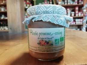 La Boite à Herbes - Purée Pomme-coing Bio