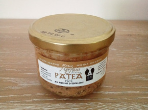 Ferme AOZTEIA - Pâté De Porc Basque Kintoa
