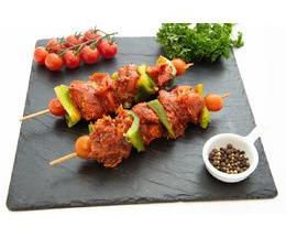 Terre de Viande - Brochettes Filet Mignon De Porc À La Provençale 180g Par 2