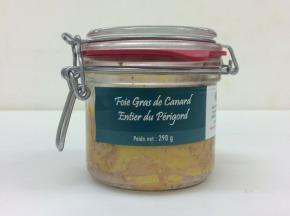 A la Truffe du Périgord - Foie Gras De Canard Entier Du Périgord 290g