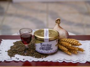Ferme du caroire - Terrine De Foie De Chèvre