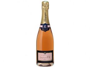 Champagne Stéphane Fir - Champagne Rosé De Saignée - 6 X 75 Cl
