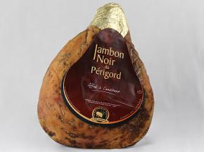 Ferme de Pleinefage - Morceau de Jambon Désossé de Porc Noir du Périgord 2kg