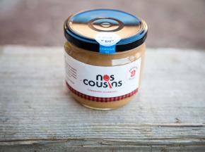 Nos cousins Conserverie - Compote Poire - Vanille 350g
