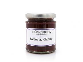 L'Epicurien - BANANE AU CHOCOLAT