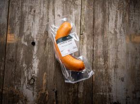 La Ferme Schmitt - Saucisse de Viande 100% Volaille de Plein Air 260 g (1 pièce)