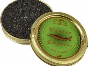 Olsen - Caviar Baeri classique 50g Origine Pologne