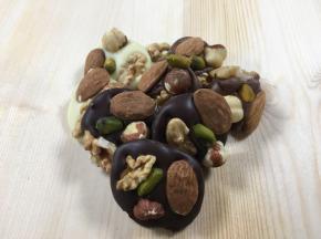 Totale Gourmandise - Mendiant Chocolat Lait