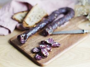 Ferme Caussanel - Saucisse Sèche Pur Canard 150g