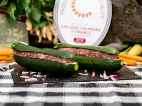 La ferme Grandvillain - Courgettes Farcies 4 X 250 G