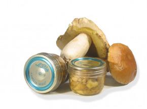 La Ferme des petits fruits - Cèpes au Naturel 300g