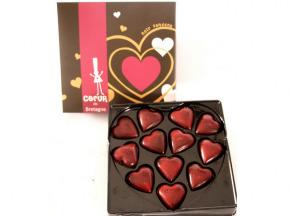 Maison Castelanne Chocolat - Coeur De Bretagne