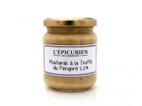 L'Epicurien - MOUTARDE A LA TRUFFE
