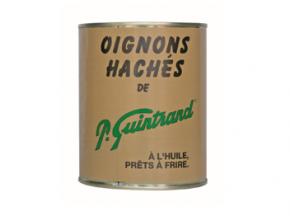 Conserves Guintrand - Oignons Hachés À L'huile - Boite 1/2