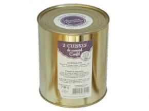 L'Armoire à Conserves - Deux Cuisses De Canard Confites
