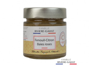 Urre Gorria - Famille Rivière-Gahat - Fenouil - Citron - Baies Roses