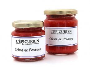 L'Epicurien - CREME DE POIVRONS