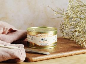 Ferme Caussanel - Pâté au foie gras de canard (50% Foie Gras)