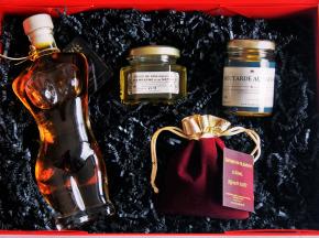 Le safran - l'or rouge des Ardennes - Coffret Safrané De Luxe
