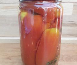 Le Jardin des Gallines - Bocal De Tomates Andine Bio Conservées Au Naturel