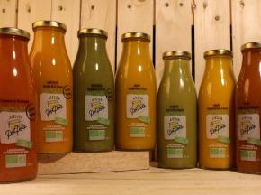 Atelier PotPote - Conserverie Artisanale Bio - Mix Soupes Originales et Gazpachos - 12x50cl