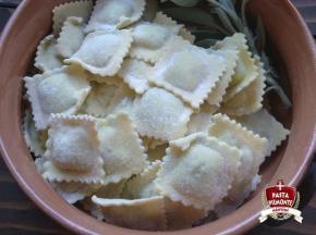 PASTA PIEMONTE - Raviolis Ricotta Et Epinards 1kg