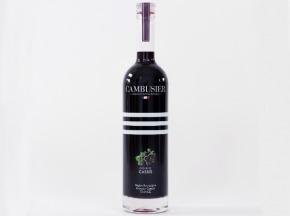 Cambusier, liqueurs artisanales françaises - Crème Artisanale De Cassis