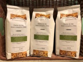 La Ferme des Collines - Farine Semi-complète 2kg