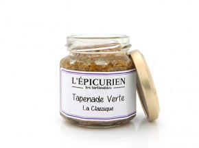 L'Epicurien - TAPENADE VERTE - LA CLASSIQUE