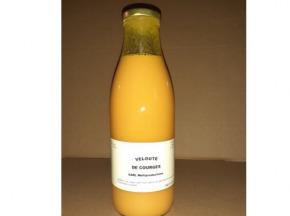 Multiproductions - Cédric Joliveau - Velouté de Courges : 1 bouteille d'1 litre