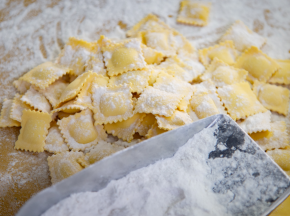 PASTA PIEMONTE - Raviolis Au Citron De Menton © 5kg