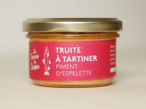 La Ferme du Ciron - Truite À Tartiner Au Piment D'espelette