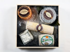 La Fromagerie Marie-Anne Cantin - Plateau Prestige N 4
