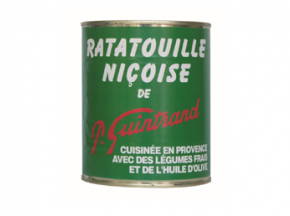 Conserves Guintrand - Ratatouille Niçoise - Boite 4/4