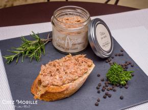 Chez Morille - Le Coin Apéro Rillettes Pur Canard