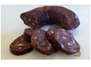 Ferme les Acacias - Boudin Noir de Porc frais