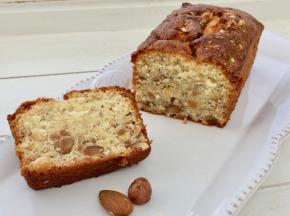 Les Desserts d'Ici - Le Cake Amandes-noisettes