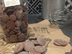 Le Petit Atelier - Chocolat Au Lait Bio En Vrac