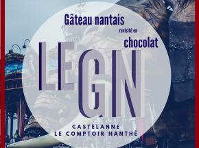 Maison Castelanne Chocolat - Coffret Chocolat Gâteau Nantais