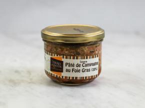 Terres d'Adour - Paté De Campagne Au Foie Gras 20%