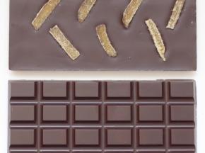 Mon Jardin Chocolaté - Ma Tablette Bio Au Gingembre