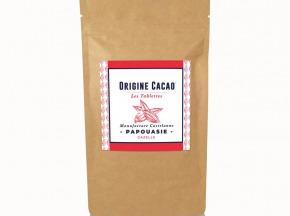 Maison Castelanne Chocolat - Tablette Papouasie - Png - Gazelle - 74%- Fèves Origine Bio