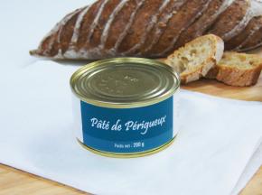 A la Truffe du Périgord - Pâté De Périgueux 200g