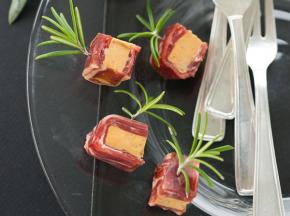 Maison Marechal - Bonbons De Magret Séché Au Foie Gras