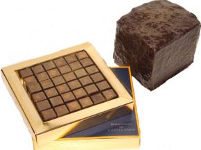 Maison Castelanne Chocolat - Coffret Distinction Les Pavés De Nantes