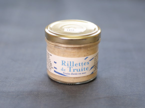 Saumon de France - Rillettes De Truite Élevée En Mer