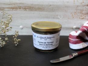 Les Délices du Scamandre - Terrine de Taureau aux Abricots Noix - 180g