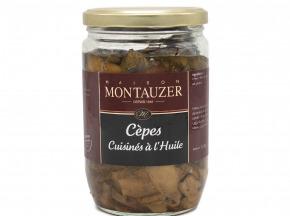 Charcuterie Montauzer - Cèpes À L'huile