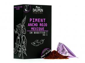 Epices Max Daumin - Piment Ancho Rojo Du Mexique